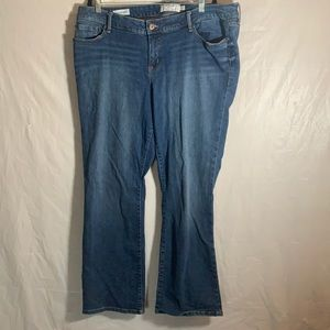 Torrid Relaxed Blue Boot Jeans